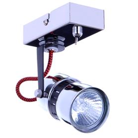 Spot Lampa sufitowa ścienna Vito-1 kinkiet tuba ruchomy reflektor