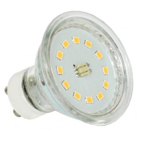 Żarówka LED GU10 4W ciepła ceramiczna oczko reflektor