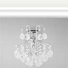 Kinkiet Lampa ścienna MONTE CARLO 6247/1 8C kryształowy CHROM