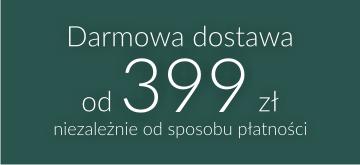 Darmowa dostawa od 399 zł
